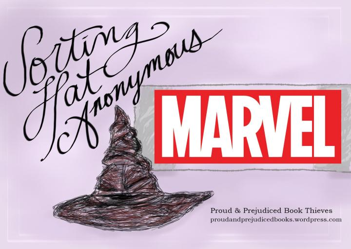 Sorting Hat Anonymous:Marvel
