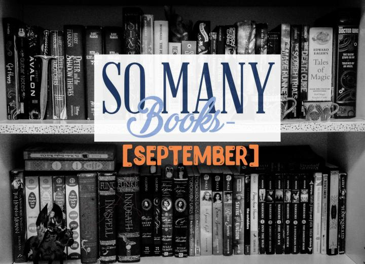 September Book Recommendations: Featuring Nipper-ing Orphans, WW2 Dramatics & StabbyAnti-Heroes