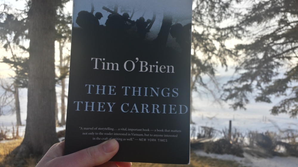 book review of the things they carried The things they carried: a work of fiction by o\'brien, tim and a great selection of similar used, new and collectible books available now at abebookscom.