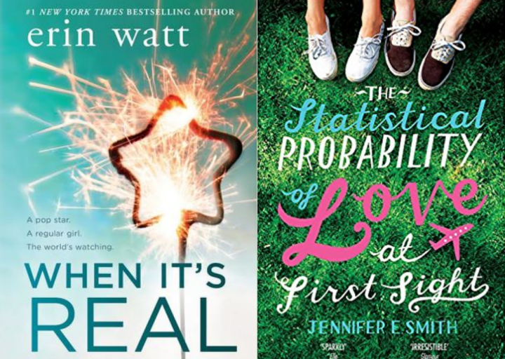 To All the (YA) Books I've Loved Before {ft. a rant and two smallreviews}