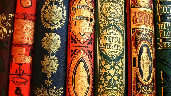 Five Classics I am {almost literally} Dying toRead