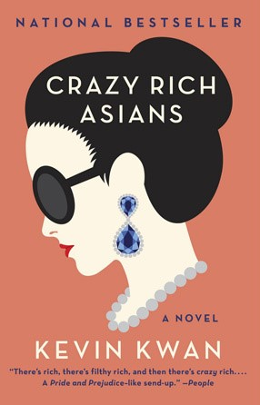 Review: Crazy Rich Asains // An Exotic Soap Opera with HawtMen