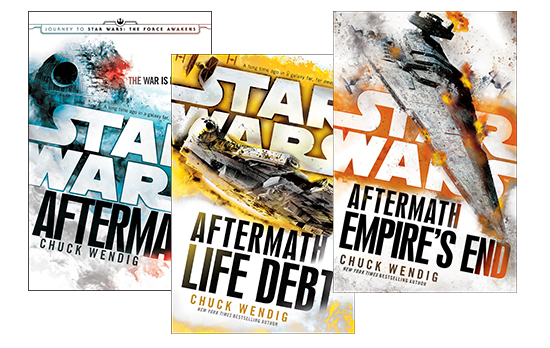 Star Wars: AftermathReview